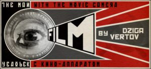 Conference: The Kino-Eye of the Revolution. Centre Pompidou, 20 December