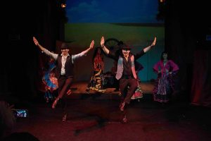 The Gypsy Flame, the Yagori Gypsy Dance Company, Streatham Hill Theatre, 27 July