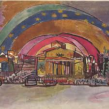 The Bakhrushin Museum Mounts the  Comprehensive Aristarkh Lentulov's Mystery Bouffe Exhibition, Moscow, until 27 August