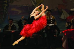 The Mariinsky Ballet Opens Its New Season with Don Quixote, 24 July