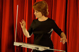 GHOST IN THE MACHINE A Candlelit Theremin Concert with Lydia Kavina and Pianist Thomas Ang