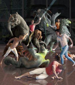 Olga Tobreluts  New Mythology, Kunsthalle, Budapest, 6 September – 12 November