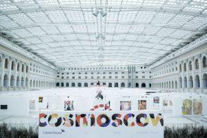 Cosmoscow International Contemporary Art Fair, 8-10 September