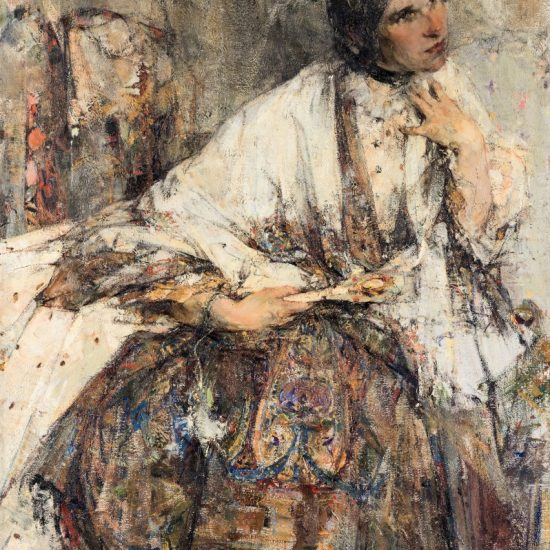 BACKIN' FECHIN: RUSSIAN ART ESCAPES FROM THE DOLDRUMS
