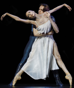 Svetlana Zakharova in Amore Triple Bill, Coliseum, 21- 25 November
