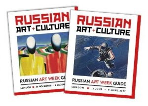 Russian Art Week in London: 24 November – 1 December 2017