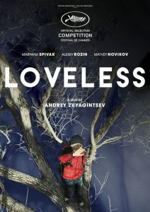 Andrey Zvyagintsev's Loveless Wins The Best Film Award at the BFI London Film Festival 2017