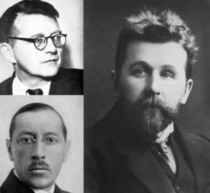 RUSSIAN COMPOSERS IN EXILE: A CELLO & PIANO RECITAL, The Pushkin House, 22 October
