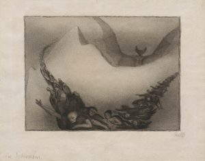 SCREAMS OF TIMES PAST – ALFRED KUBIN AT THE RICHARD NAGY GALLERY