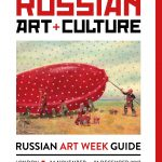 Russian Art Week Guide, November 2017