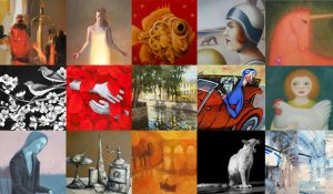 Christmas Fundraising Charity Exhibition in London, Art For a Little Brave Heart, Rossotrudnichestvo, 1 December