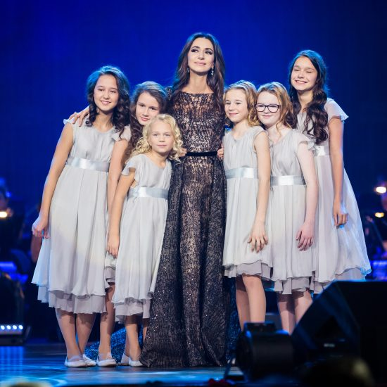 Russian Singer Contributes to the UNESCO International Day of Persons with Disabilities 2017