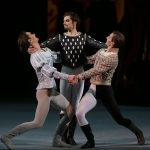 Romeo and Juliet by Alexey Ratmanski, Live from Moscow,  21 January