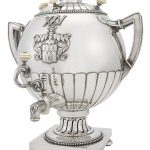 Imperial Russian Heirlooms to go on Sale with the Berdyaev Samovar at Doyle, New York, 31 January
