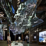 "Station ""Russia"" at the Architectural Biennale 2018 in Venice"