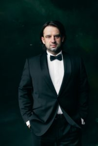 From Russia with love: Russian Mariinsky Theatre Virtuoso Viktor Korotich Performs , St Martin-in- the-Fields Church, 22 January
