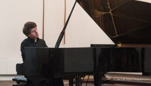 Vitaly Pisarenko, Piano Recital in Association with the Keyboard Charitable Trust, 20 February