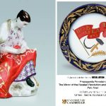 Propaganda Porcelain: The Mirror of the Russian Revolution and its Consequences, by Petr Aven, Cambridge,  20 February