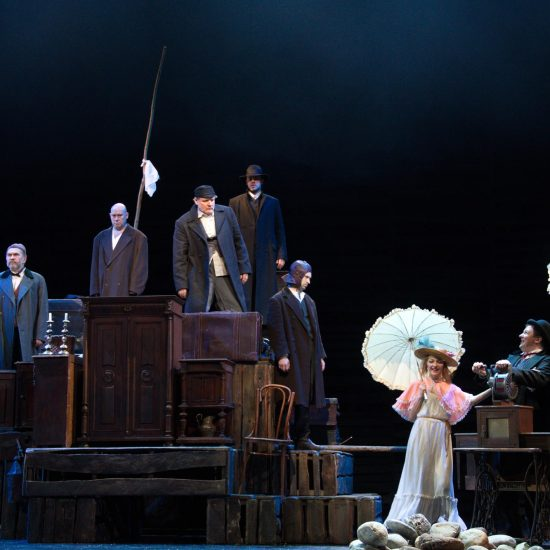Smile Upon Us, Lord! Vakhtangov State Academic Theatre of Russia, Barbican Theatre, 28 February – 3 March