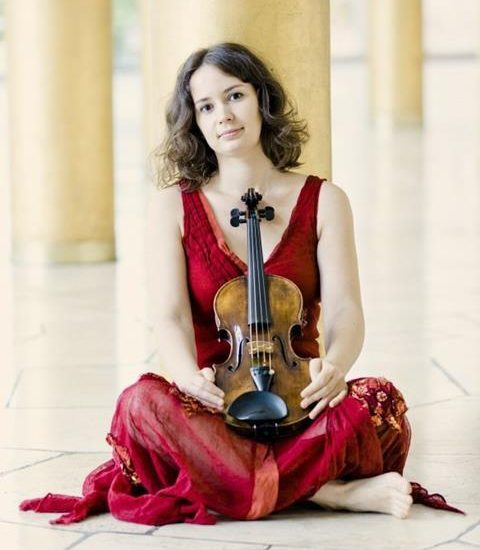 Patricia Kopatchinskaja in Symphony of Psalms Changing Faces: Stravinsky's Journey, ROYAL FESTIVAL HALL