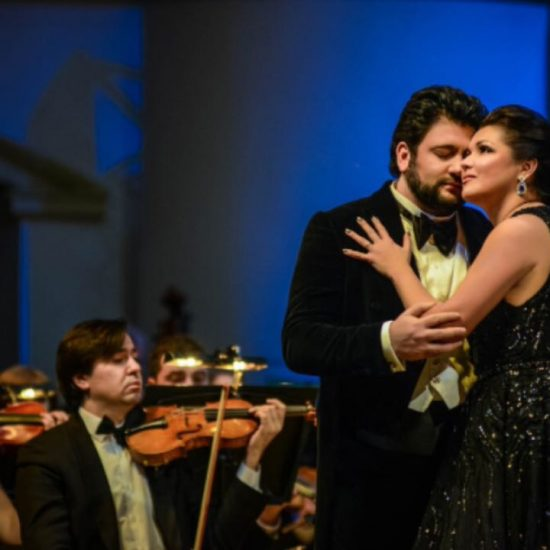Anna Netrebko and Yusif Eyvazov live at the Royal Albert Hall