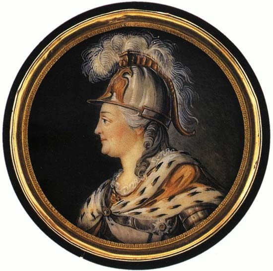 How to buy a painting in 18th century Europe: the network of Russian agents, Dr Olga Popova, Cambridge, 16 March