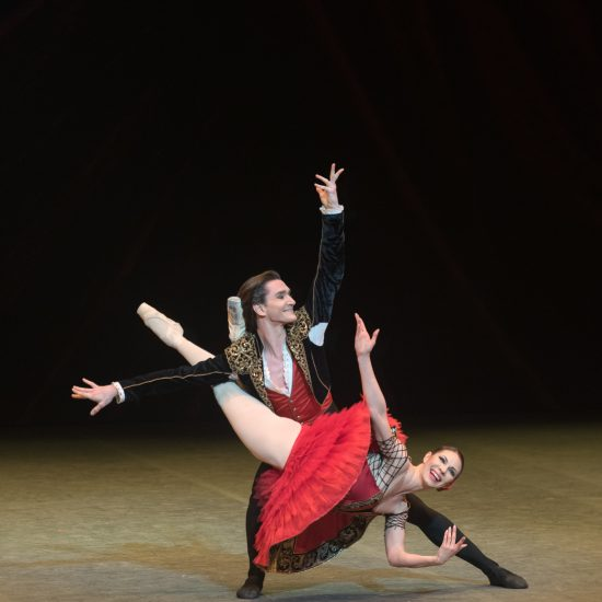 Russian Ballet Icons Gala Stirs Emotions and Fires Imagination