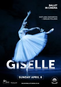 Bolshoi Screening: Svetlana Zakharova and Sergei Polunin in Giselle