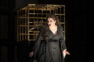 Macbeth at ROH with Anna Netrebko