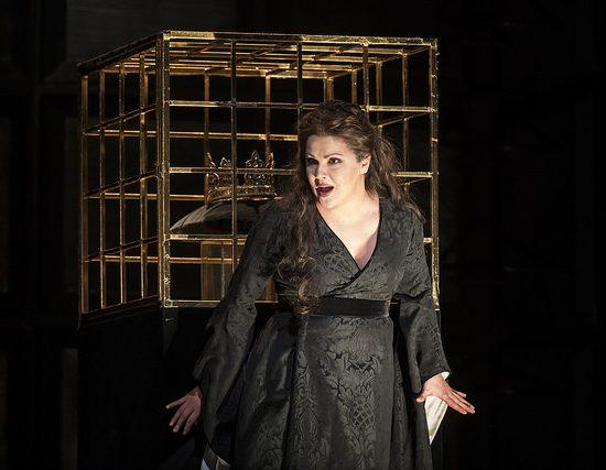 Macbeth at ROH with Anna Netrebko