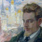 Rilke und Russland, Moscow, Ostroukhov's House