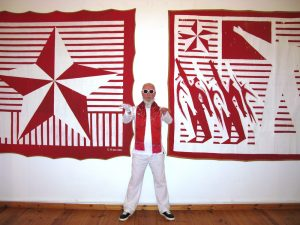 (E-E) Evgenij Kozlov: USA-CCCP-CHINA. Works 1980-1989