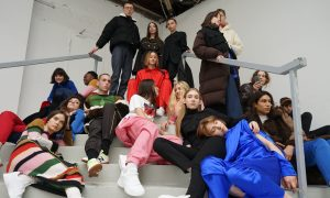 New Borders, New Boundaries: Fashion in a Shifting World, Calvert 22