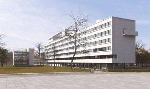Architect Alexei Ginzburg and the Narkomfin Building, Calvert 22, 9 March