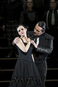 Anna Goryacheva Stars as Carmen in New Barry Kosky Carmen Production at the ROH, until 16 March