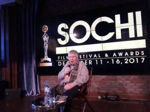Masterclass on Low-Budget Filmmaking With Kirill Razlogov