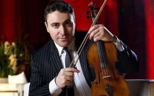 Maxim Vengerov and Polina Osetinskaya Play the Brahms Violin Sonatas
