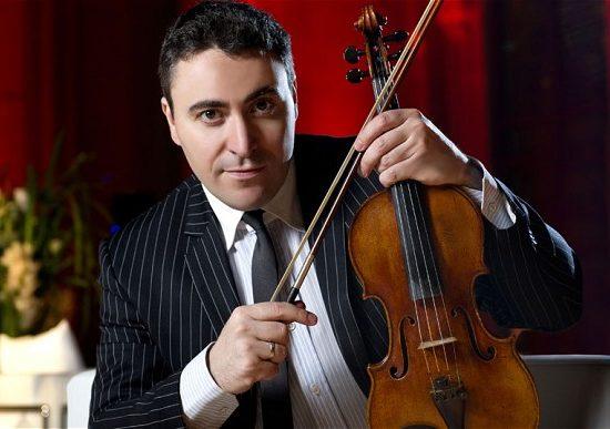 Maxim Vengerov and Polina Osetinskaya Play the Brahms Violin Sonatas