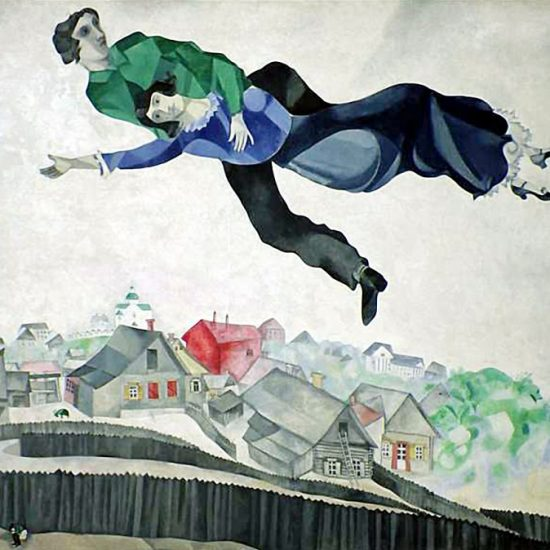 Chagall, Lissitzky, Malevich. The Russian Avant-Garde in Vitebsk 1918-1922