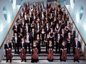 Flanders Symphony Orchestra with Pavel Kolesnikov