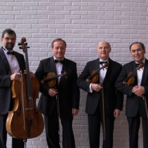 Kopelman Quartet Plays Prokofiev, Shostakovich and Brahms