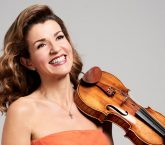 Anne-Sophie Mutter Plays Penderecki and Prokofiev