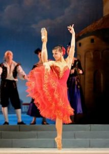 Natalia Osipova: There Is a Great Deal of My Own Self In My Characters