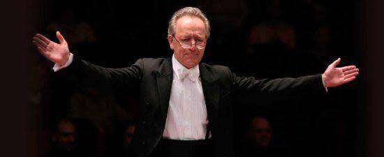 Maestro Yuri Temirkanov, Directs an All-Russian Themed Concert