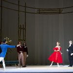 Natalia Osipova Performs in  Obsidian Tear, Marguerite and Armand, Elite Syncopation at ROH