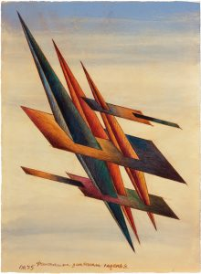Zimmerli Presents First U.S. Museum Retrospective of Soviet Nonconformist Artist Leonid Lamm