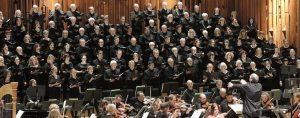 Stravinsky, Les Noces and Orff, Carmina Burana