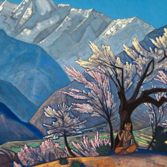 Interview with Gvido Trepsa, Director of the Nicholas Roerich Museum in NY
