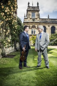 MAXIM VENGEROV PERFORMS WITH OXFORD PHILHARMONIC