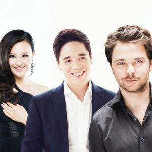 Sitkovetsky Trio Perform Beethoven and Schumann